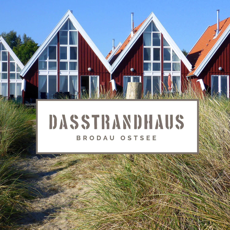 Luxus-Ferienhäuser direkt an der Ostsee - DAS STRANDHAUS